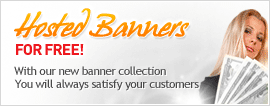 Free Hosted Banners